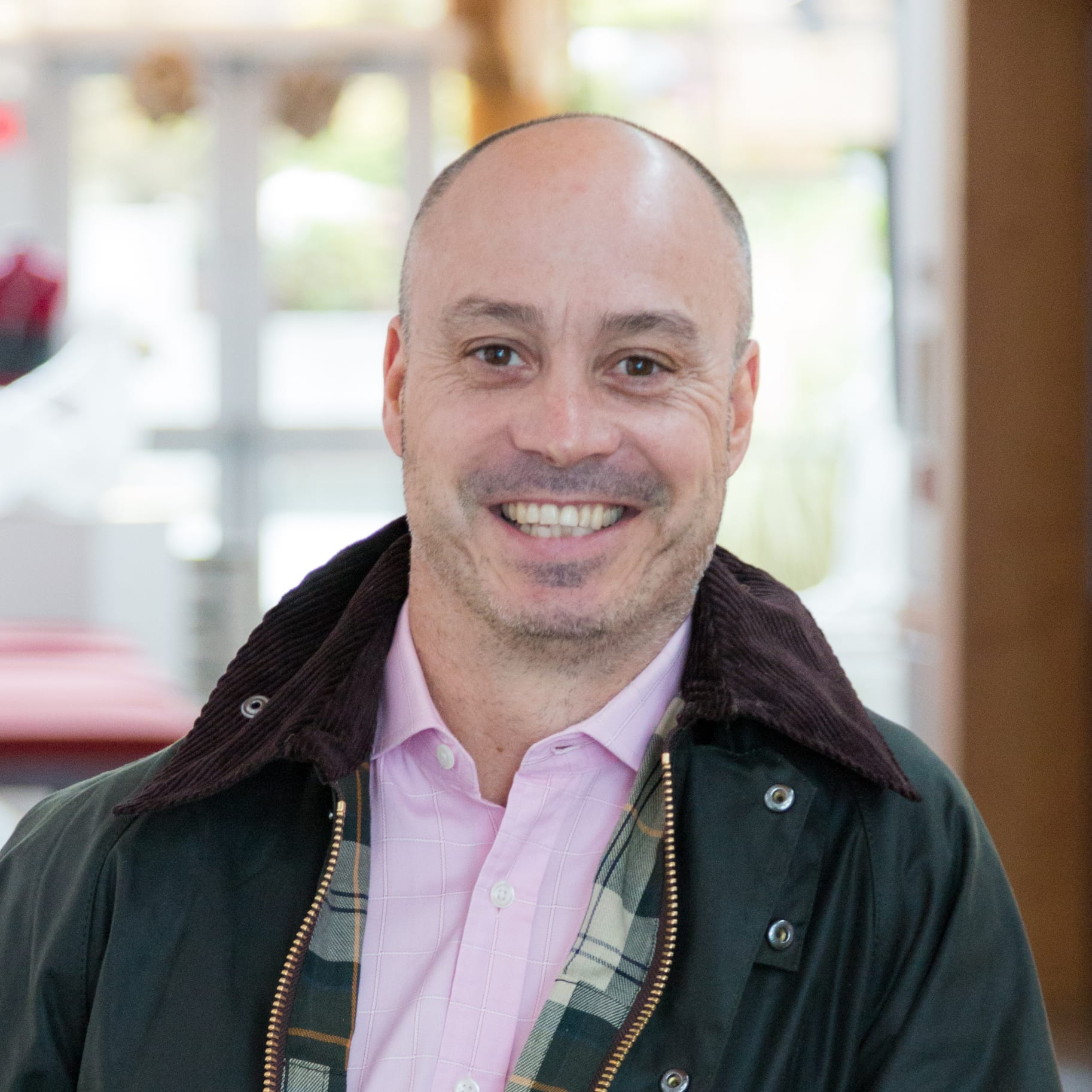 Ian McPherson – Director of Marketing and Communications, Student Advisor (1)